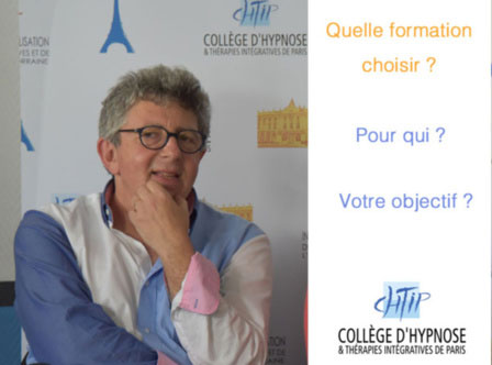 CHTIP, Formation en Hypnose Thérapeutique et Médicale à Paris