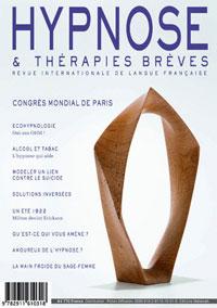 Un nouveau rapport INSERM sur l'hypnose. Antoine Bioy Revue Hypnose & Thérapies Brèves