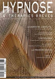 Revue Hypnose Therapies Breves Novembre Décembre 2008 - Janvier 2009