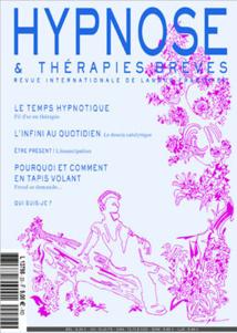 Revue Hypnose Thérapies Brèves Février Mars Avril 2011