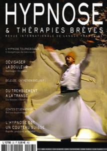 Revue Hypnose Thérapies Brèves Novembre-Décembre 2011 Janvier 2012
