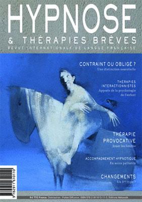 Hypnose et Thérapies Brèves n°29: Edito du Dr Thierry SERVILLAT