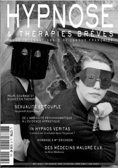 Revue Hypnose Therapies Breves Mai Juin Juillet 2009