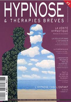 Revue Hypnose Therapies Breves Novembre Décembre 2006 - Janvier 2007