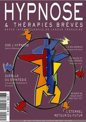 Revue Hypnose Thérapies Brèves Novembre-Décembre 2009 Janvier 2010