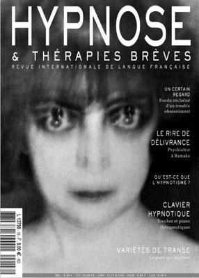Revue Hypnose Thérapies Brèves Aout-Septembre-Octobre 2010