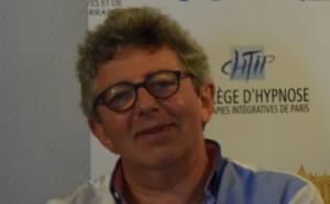 Laurent GROSS, Congrès International HYPNOSE et DOULEUR. Toucher avec les mots, parler avec les mains.