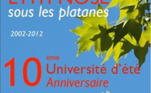 Université d'Eté 2012. Formation Hypnose Ericksonienne