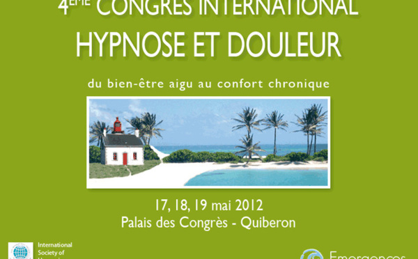 Sylvie BELLAUD-CARO Congrès International HYPNOSE et DOULEUR