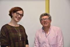 Dr Isabelle BOUILLEVAUX et Laurent GROSS, Formateurs en Hypnose Ericksonienne et Médicale